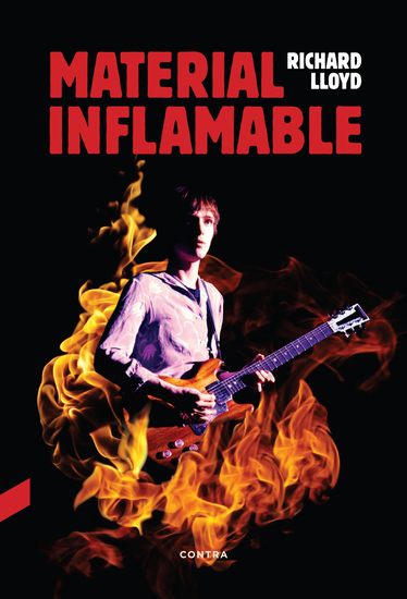 Material inflamable - cover