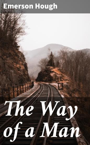 The Way of a Man - cover