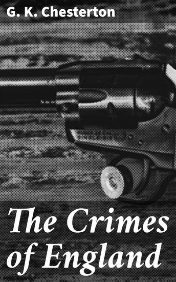 The Crimes of England - cover