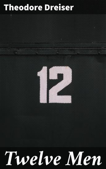 Twelve Men - cover