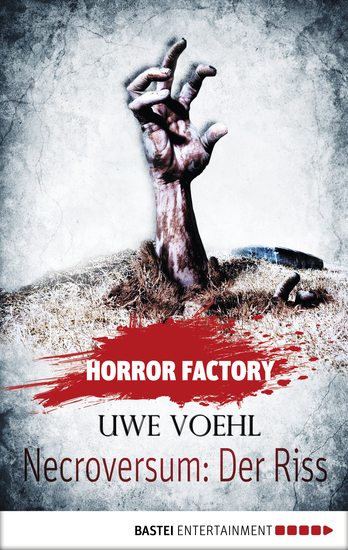 Horror Factory - Necroversum: Der Riss - cover