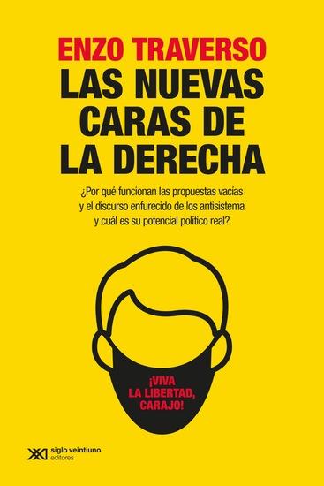 Las nuevas caras de la derecha - Conversaciones con Régis Meyran - cover