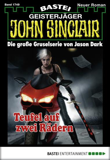 John Sinclair - Folge 1749 - Teufel auf zwei Rädern - cover