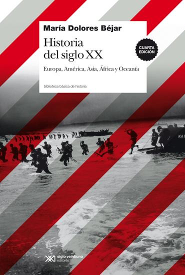 Historia del siglo XX - Europa América Asia África y Oceanía - cover