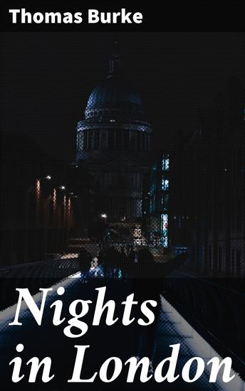 Nights in London - cover