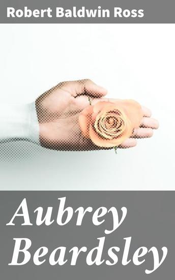 Aubrey Beardsley - cover