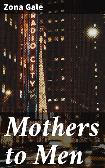 Mothers to Men - cover