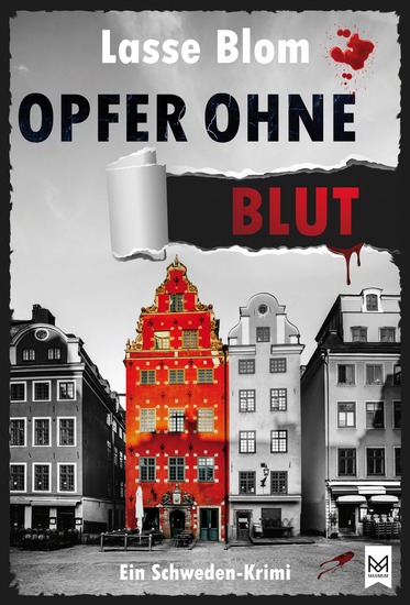 Opfer ohne Blut - Ein Schweden-Krimi - cover