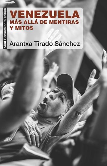 Venezuela - Más allá de mentiras y mitos - cover