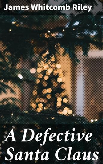 A Defective Santa Claus - cover