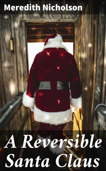 A Reversible Santa Claus - cover