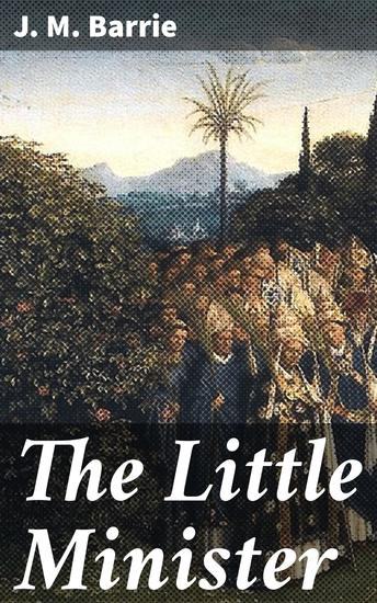The Little Minister - cover