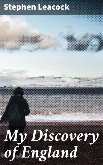 My Discovery of England - cover