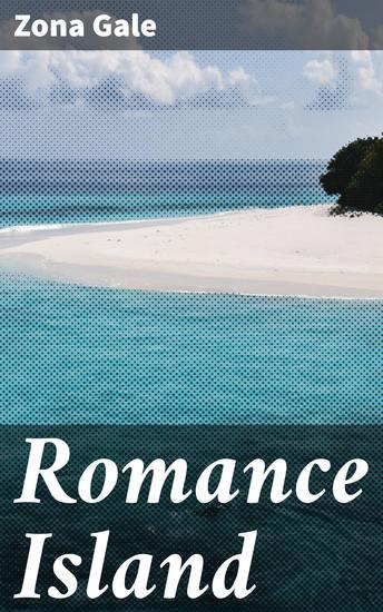 Romance Island - cover