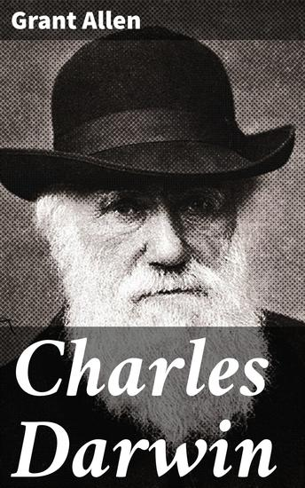 Charles Darwin - cover