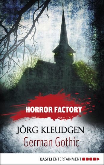 Horror Factory - German Gothic: Das Schloss der Träume - cover