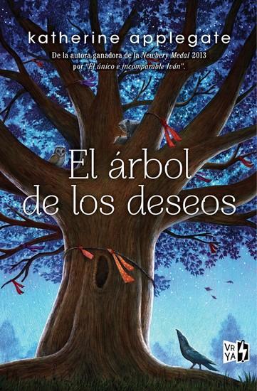 El árbol de los deseos - cover