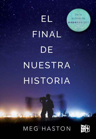 El final de nuestra historia - cover