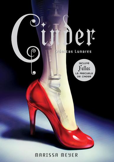 Cinder - cover