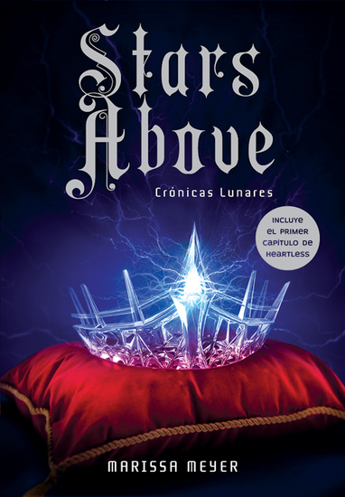 Stars above - cover