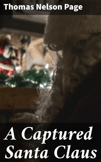 A Captured Santa Claus - cover