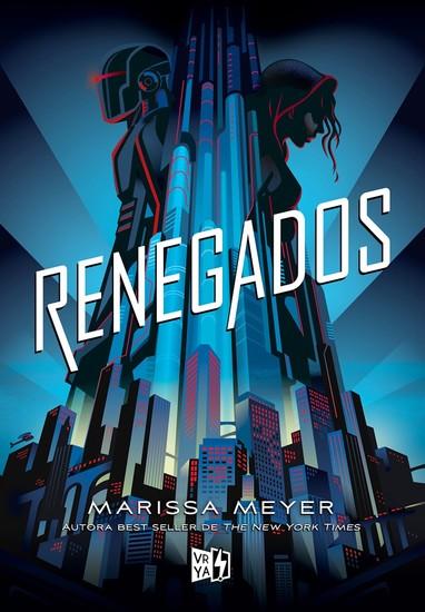Renegados - cover