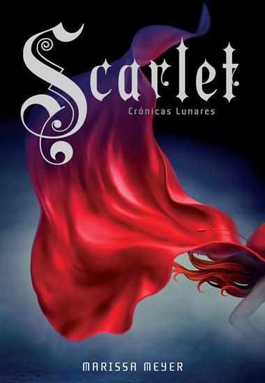 Scarlet - cover