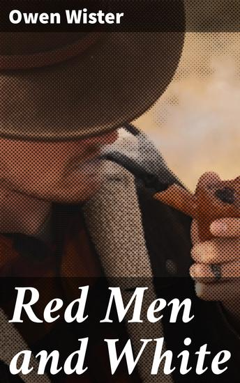 Red Men and White - cover