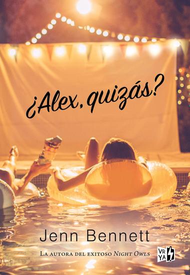 ¿Alex quizás? - cover