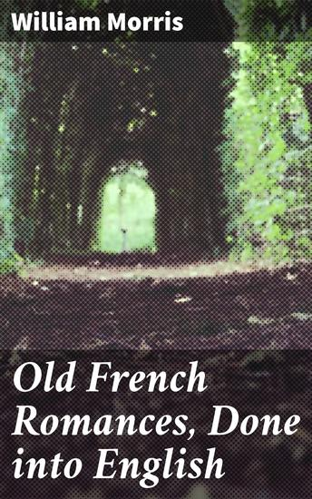 Old French Romances Done into English - cover