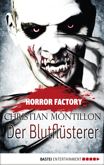 Horror Factory - Der Blutflüsterer - cover