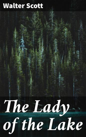 The Lady of the Lake - cover