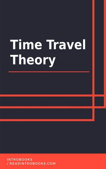 Time Travel Theory - cover