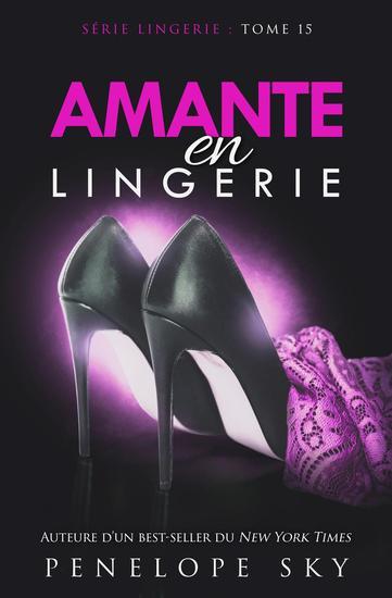 Amante en Lingerie - Lingerie #15 - cover