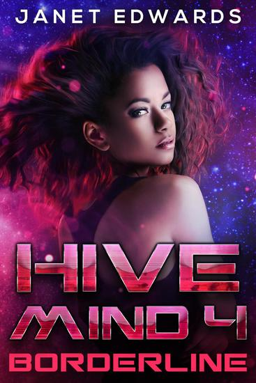 Borderline - Hive Mind #4 - cover