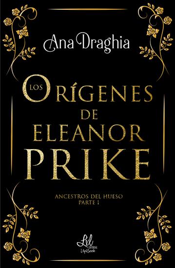 Los orígines de Eleanor Prike - cover