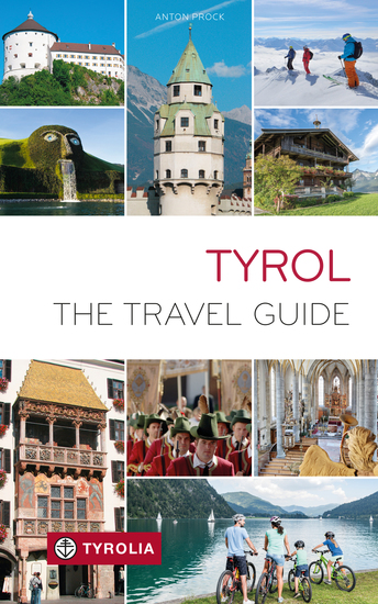 Tyrol - The Travel Guide - cover