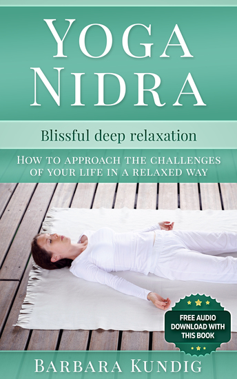 Yoga Nidra - Blissful deep relaxation - cover