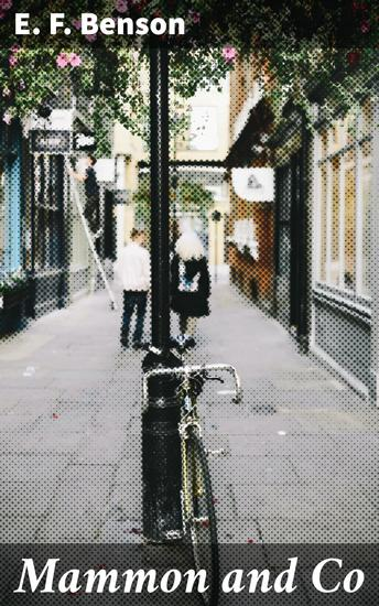 Mammon and Co - cover