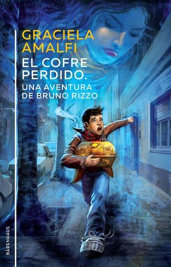 El cofre perdido - Una aventura de Bruno Rizzo - cover