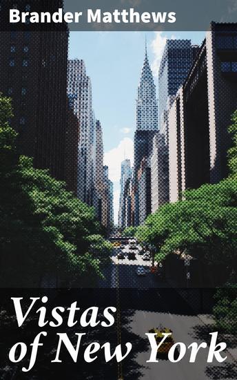 Vistas of New York - cover