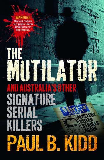 The Mutilator - cover