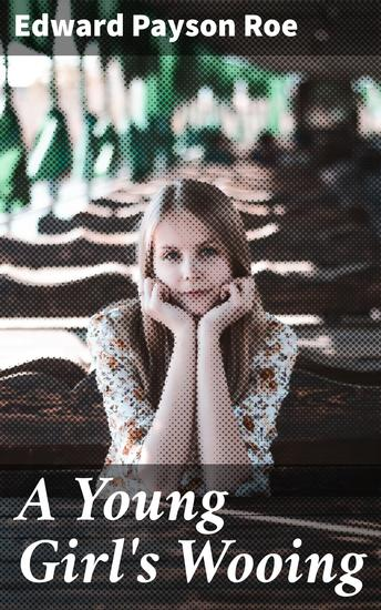 A Young Girl's Wooing - cover