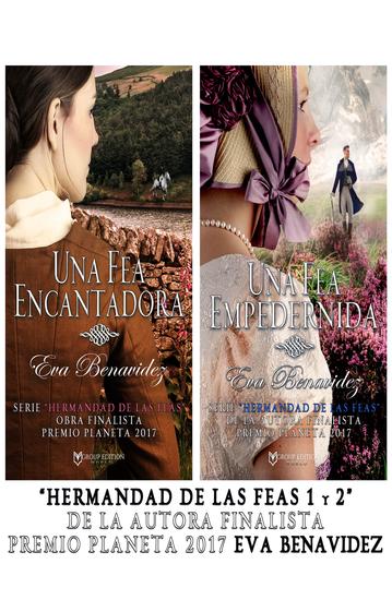 Hermandad de las feas (serie completa) - cover