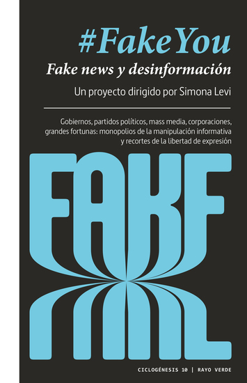 #FakeYou - Fake news y desinformación - cover