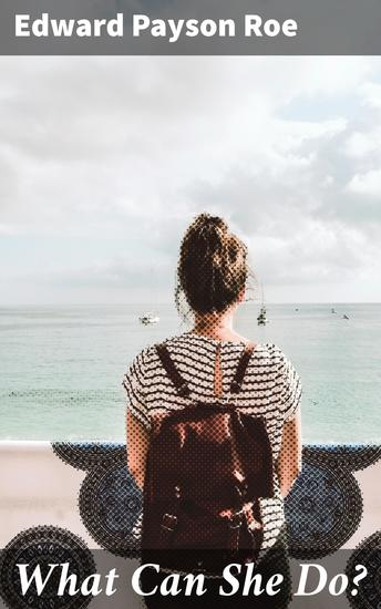 What Can She Do? - cover