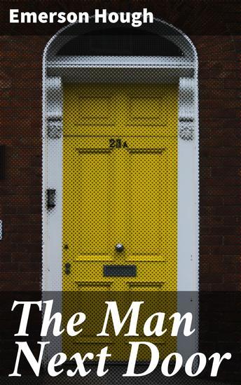 The Man Next Door - cover