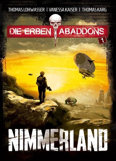 Nimmerland - cover