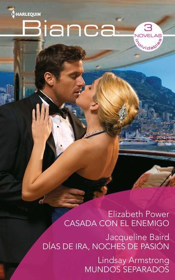 Casada con el enemigo - Días de ira noches de pasión - Mundos separados - cover