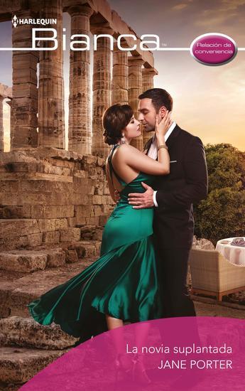 La novia suplantada - cover